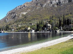 Lierna - Lecco See
